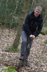 Noel's stealth digging