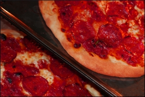 Pizza. Mmmmmm
