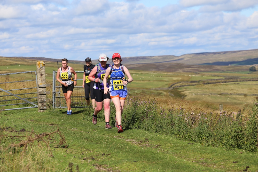 Running on the moors. What's not to like, eh?