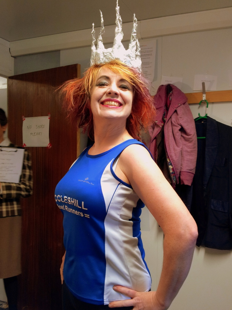 Sporty Queen of Narnia