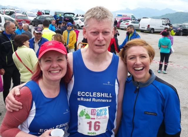 Three Brits at the Coto Bello Trail